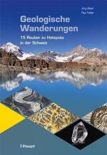 Jürg Alean: Geologische Wanderungen, Buch