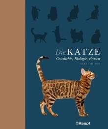 Sarah Brown: Die Katze, Buch