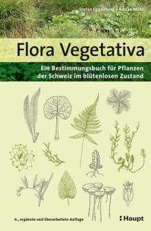 Stefan Eggenberg: Flora Vegetativa, Buch