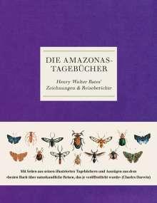 Henry Walter Bates: Die Amazonas-Tagebücher, Buch