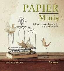 Anka Brüggemann: Papier-Minis, Buch