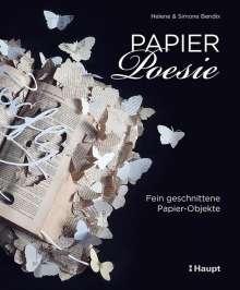 Simone Bendix: Papier-Poesie, Buch