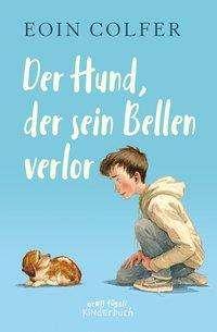 Eoin Colfer: Der Hund, der sein Bellen verlor, Buch