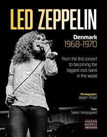 Soren Vangsgaard: Led Zeppelin: Denmark 1968-1970, Buch