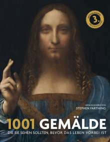 1001 Gemälde, Buch
