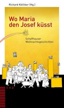 Wo Maria den Josef küsst, Buch