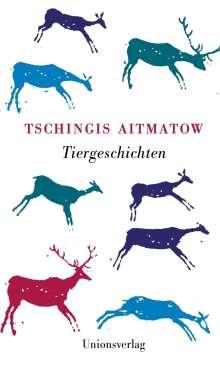 Tschingis Aitmatow: Tiergeschichten, Buch