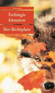 Tschingis Aitmatow: Der Richtplatz, Buch