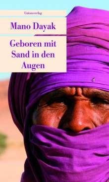 Mano Dayak: Geboren mit Sand in den Augen, Buch