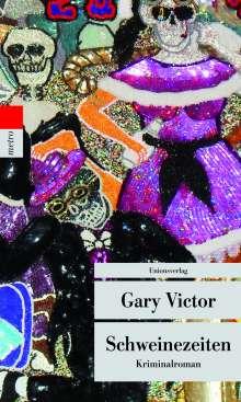 Gary Victor: Schweinezeiten, Buch