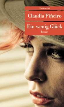 Claudia Piñeiro: Ein wenig Glück, Buch