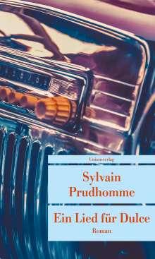 Sylvain Prudhomme: Ein Lied für Dulce, Buch