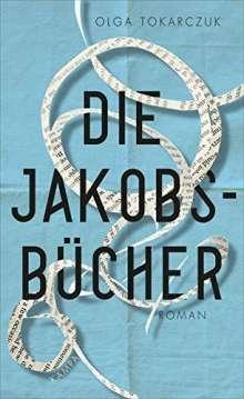 Olga Tokarczuk: Die Jakobsbücher, Buch