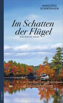 Hansjörg Schertenleib: Im Schatten der Flügel, Buch