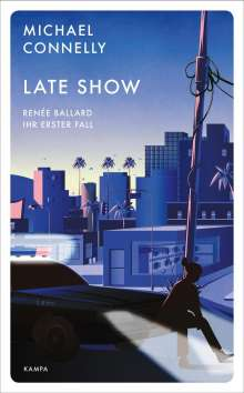 Michael Connelly: Late Show, Buch