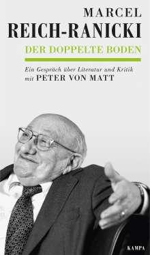 Marcel Reich-Ranicki: Der doppelte Boden, Buch