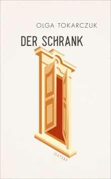 Olga Tokarczuk: Der Schrank, Buch