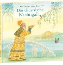 Hans Christian Andersen: Die chinesische Nachtigall, Buch