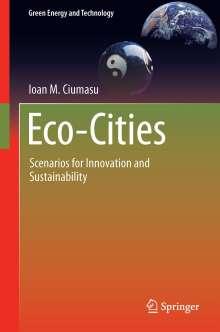 Ioan M. Ciumasu: Eco-Cities, Buch