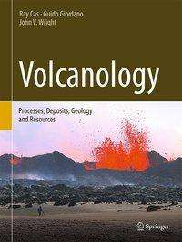 Ray Cas: Volcanology, Buch