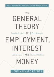 John Maynard Keynes: The General Theory of Employment, Interest, and Money, Buch