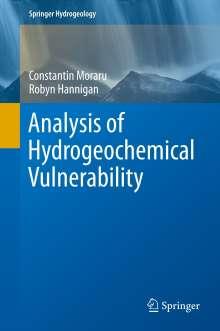 Robyn Hannigan: Analysis of Hydrogeochemical Vulnerability, Buch
