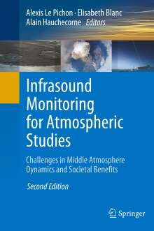 Infrasound Monitoring for Atmospheric Studies, 2 Bücher