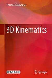 Thomas Haslwanter: 3D Kinematics, Buch