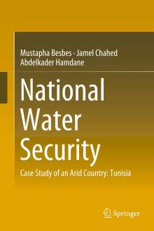 Mustapha Besbes: National Water Security, Buch