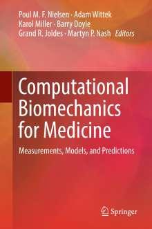 Computational Biomechanics for Medicine, Buch