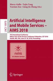 Artificial Intelligence and Mobile Services - AIMS 2018, Buch