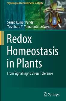 Redox Homeostasis in Plants, Buch
