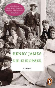 Henry James: Die Europäer, Buch