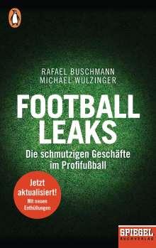Rafael Buschmann: Football Leaks, Buch