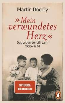 Martin Doerry: Mein verwundetes Herz, Buch