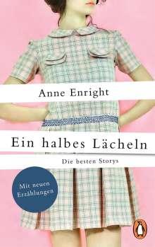 Anne Enright: Ein halbes Lächeln, Buch