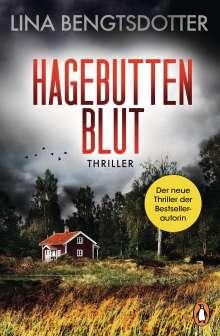Lina Bengtsdotter: Hagebuttenblut, Buch