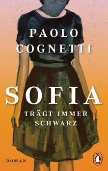 Paolo Cognetti: Sofia trägt immer Schwarz, Buch