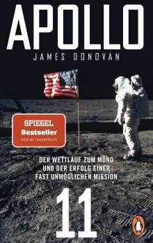 James Donovan: Apollo 11, Buch