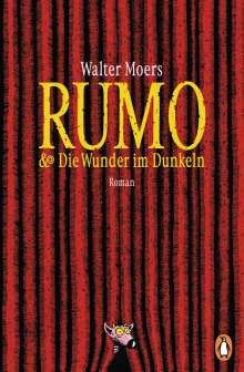 Walter Moers: Rumo & die Wunder im Dunkeln, Buch