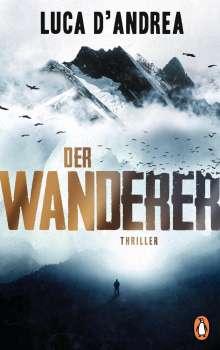 Luca D'Andrea: Der Wanderer, Buch