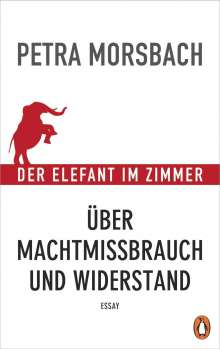 Petra Morsbach: Der Elefant im Zimmer, Buch