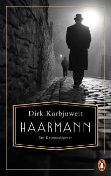Dirk Kurbjuweit: Haarmann, Buch