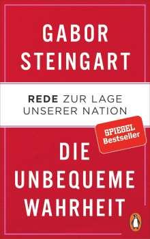 Gabor Steingart: Die unbequeme Wahrheit, Buch