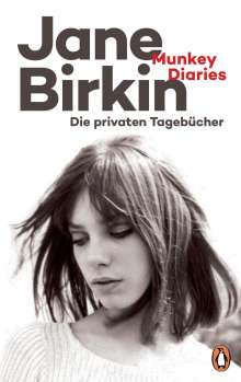 Jane Birkin: Munkey Diaries, Buch