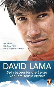David Lama: Sein Leben für die Berge -, Buch