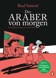 Riad Sattouf: Der Araber von morgen, Band 1, Buch