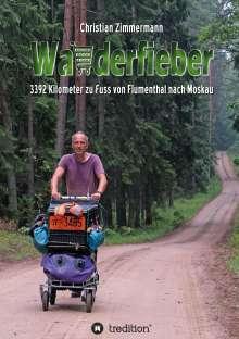 Christian Zimmermann: Wanderfieber, Buch