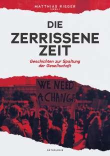 Manuel Bogner: Die zerrissene Zeit, Buch