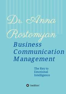 Anna Rostomyan: Business Communication Management, Buch